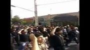 یزدان نیوز: مراسم تشییع پیکر حاج حسین سعادتمند 2
