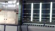 دستگاه شستشوی وپرس شیشه شرکت صدر افرا