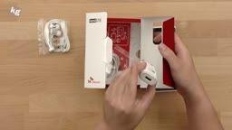 جعبه گشایی گوشی ال جی کلس
