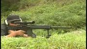 معرفی سلاح HK PSG1 (توضیحات به زبان چینی)