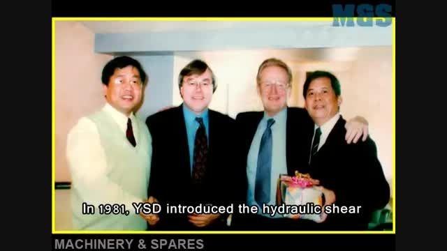 معرفی شرکت YSD سازنده ماشین آلات ورقکاری
