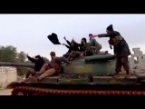 تصرف بخشی از یک پایگاه نظامی در شمال حلب