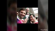 عکس بازیگران ایرانی در جام جهانی برزیل