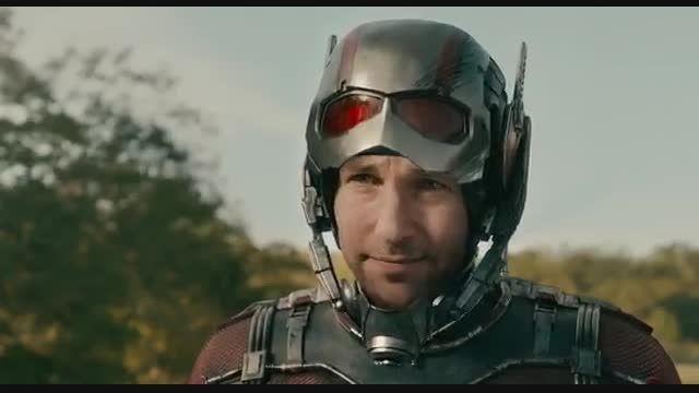 تریلر فیلم (2015) Ant Man مرد مورچه ای