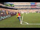 آرژانتین 4 برزیل 3 سه گل از مسی