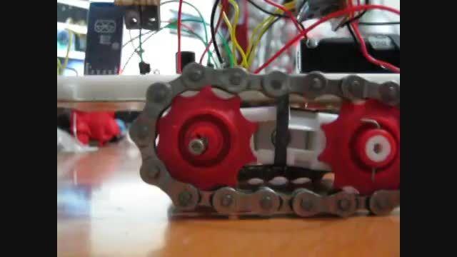 ساخت تانک کنترلی با پرینتر سه بعدی