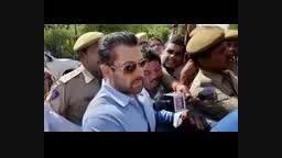 دستگیری سلمان خان به جرم قتل!