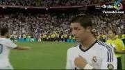 جشن قهرمانی رئال و دست ندادن رونالدو و مسی