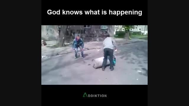خدا میدونه چی شد!