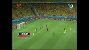 10 گل برتر جام جهانی 2014