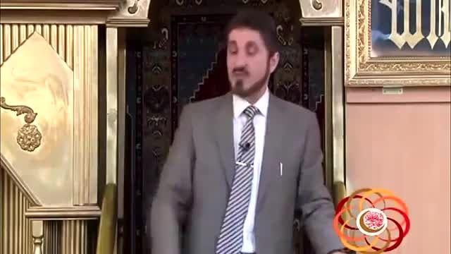 عدنان ابراهیم: در اسلام سنگسار وجود ندارد!!!!!!!!!!!!!!