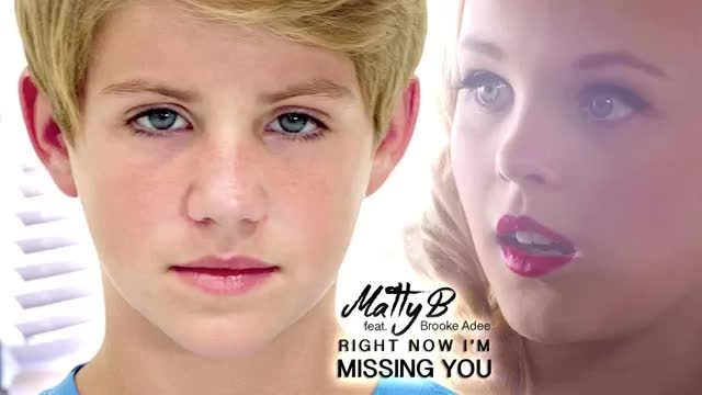 MattyB- Right Now I'm Missing You