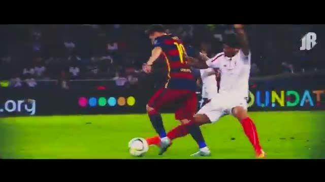 هدف بعدی لیونل مسی ؛ توپ طلای 2015