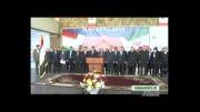 افتتاح نمایشگاه اختصاصی کالاهای ایرانی در تاجیکستان