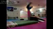 پارکور ارومیه - گروه اروم رانر - ویدیو 1