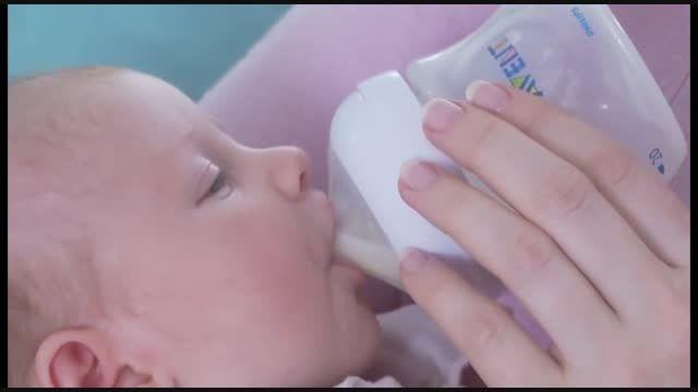 شیشه شیر طبیعی فیلیپس اونت Philips Avent