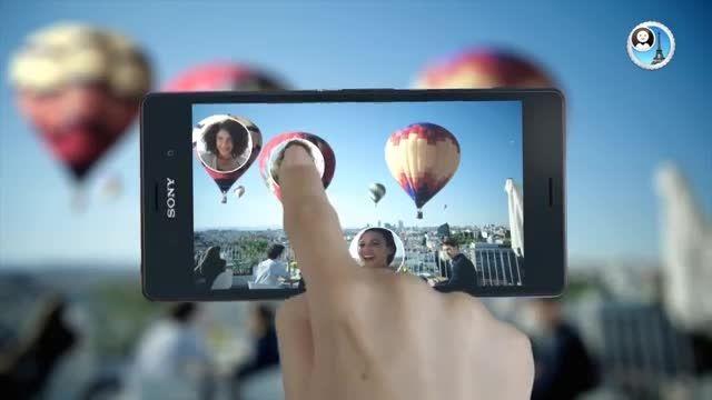 تلفن همراه هوشمند و ضد آب اکسپریا Z3