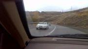 جاده سنندج - کرمانشاه ( پاییز و باران و طبیعت هزار رنگ )