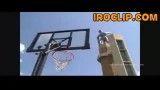 پرتاب توپ بسکتبال به صورت حرفه ایی!!حتما ببینید!