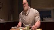 انیمیشن های دیزنی و پیکسار | The Incredibles | بخش 3 | دوبله