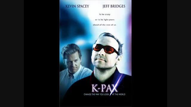 موسیقی متن زیبای فیلم کی پکس (K-Pax) اثر ادوارد شیرمر