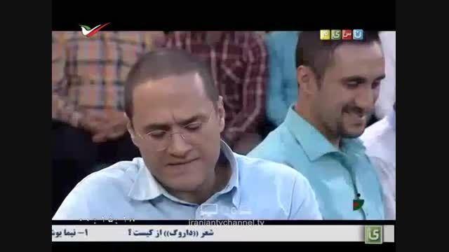 خنده دارترین قسمت جناب خان درخندوانه/آمپول زدن جناب خان