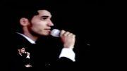 اجرای آهنگ توبه توسط امین زارعی