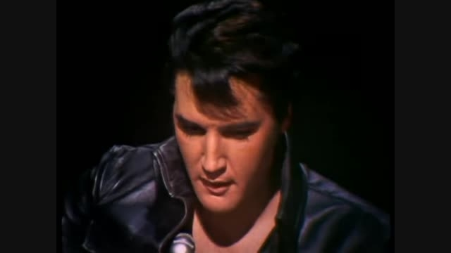 ELVIS PRESLEY : TRYING TO GET TO YOU