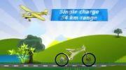 دوچرخه الکتریکی Hero SimplEcity