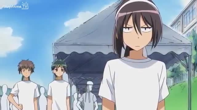 Kaichou Wa Maid Sama Episode 12 [English Sub]