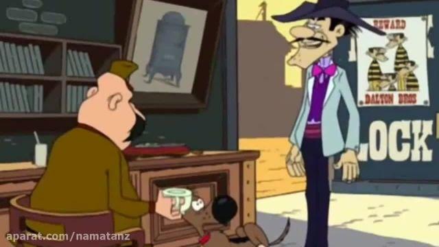 دانلود کارتون لوک خوش شانس با دوبله فارسی قسمت: 25