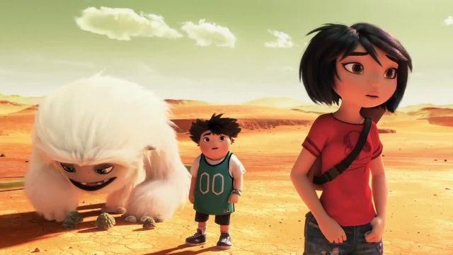 انیمیشن نفرت انگیز با دوبله فارسی 2019 Abominable