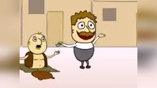 پرویز و پونه؛ ماجراهای (پلویز و پونه) - این قسمت: پرویز در دهات