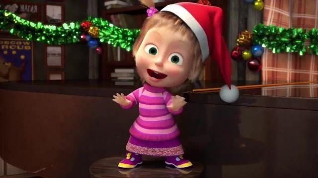 دانلود انیمیشن ماشا و میشا - قسمت 571