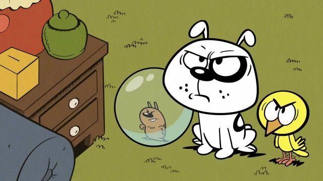 دانلود کارتون خانه پر سر و صدا فصل سوم قسمت بیست و نه
