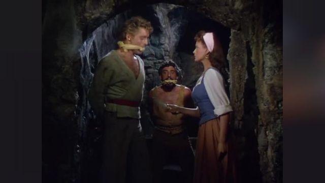 فیلم ماجرایی کمدی دزد دریایی سرخ پوش The Crimson Pirate 1952 #دوبله کانال sekoen