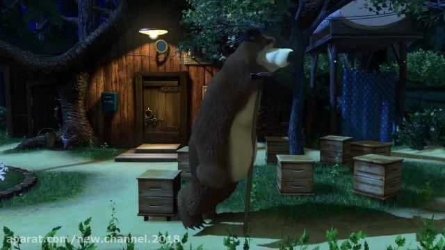 دانلود انیمیشن ماشا و میشا - قسمت 155