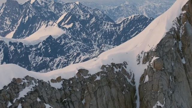 مستند کوه 2017 دوبله فارسی