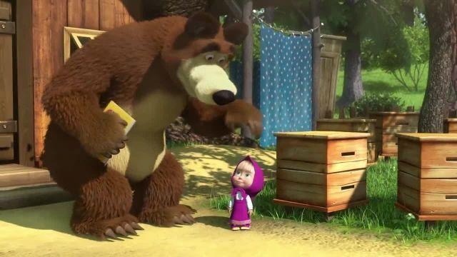 دانلود انیمیشن ماشا و میشا - قسمت 604