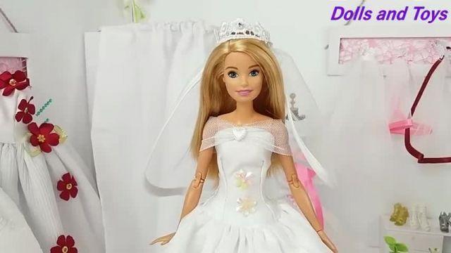 دانلود کارتون باربی (Barbie) با دوبله فارسی - عروسی باربی
