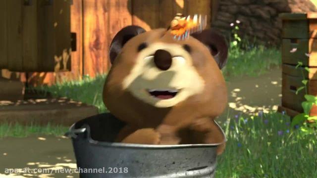 دانلود انیمیشن ماشا و میشا - قسمت 52