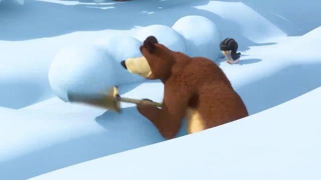 دانلود انیمیشن ماشا و میشا - قسمت 577