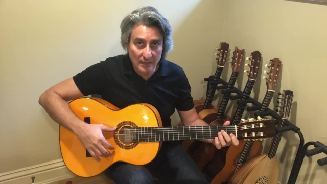 دانلود کامل آموزش گیتار بابک امینی جلسه هشتم