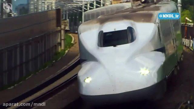 کدام کشور سریع ترین قطار دنیا را دارد؟