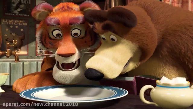 دانلود انیمیشن ماشا و میشا - قسمت 194