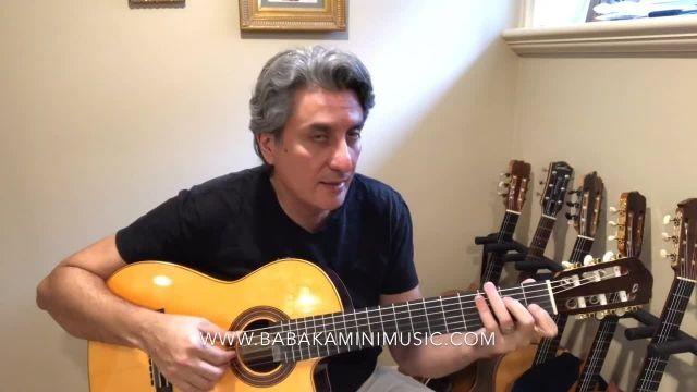 دانلود کامل آموزش گیتار بابک امینی جلسه هشتاد و سه