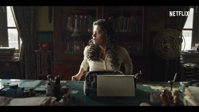تریلر رسمی فیلم ماشین تحریر ( typewriter 2019)