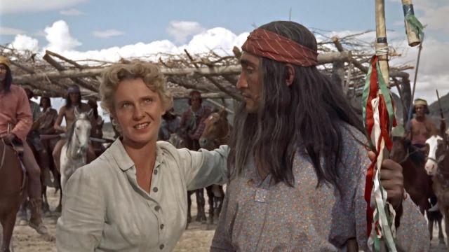 فیلم وسترن هوندو   Hondo  1953 #دوبله