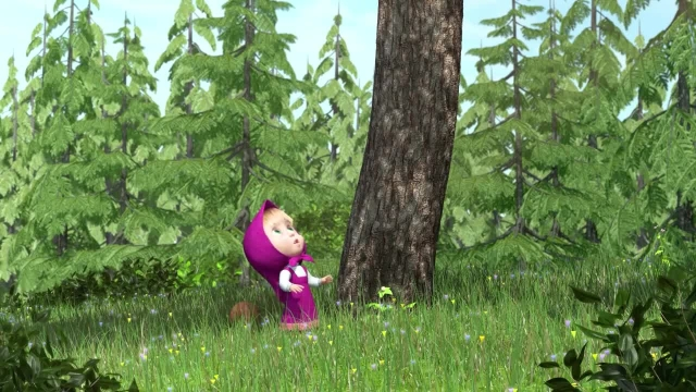 دانلود انیمیشن ماشا و میشا - قسمت 276