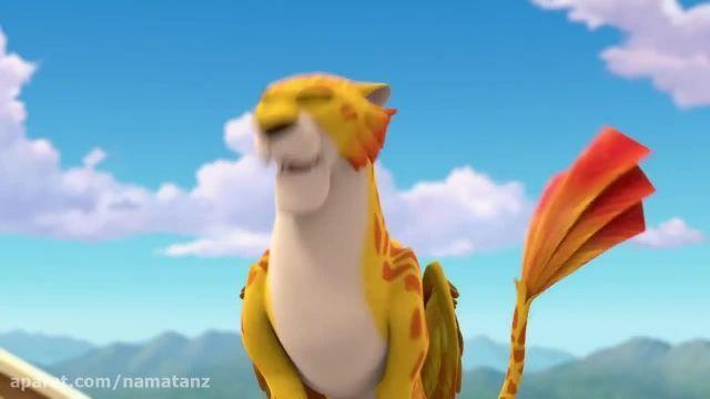 دانلود انیمیشن النا با زیرنویس چسبیده فارسی فصل دوم قسمت 5